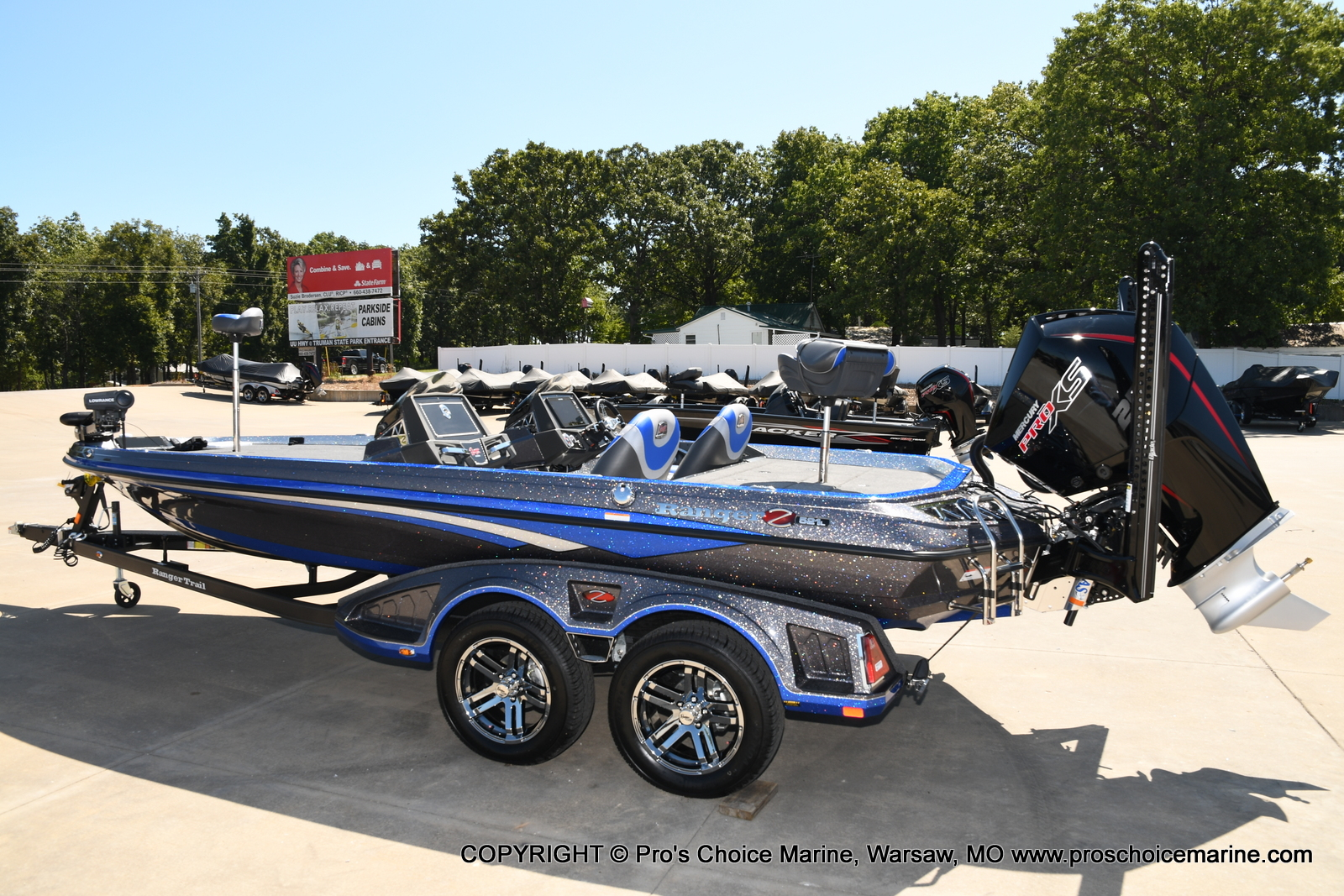 2021 Ranger Boats boat for sale, model of the boat is Z521L Cup Equipped DUAL CONSOLE & Image # 4 of 50