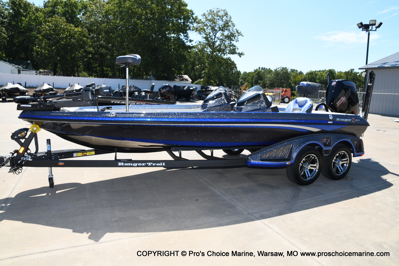 2021 Ranger Boats boat for sale, model of the boat is Z521L Cup Equipped DUAL CONSOLE & Image # 5 of 50