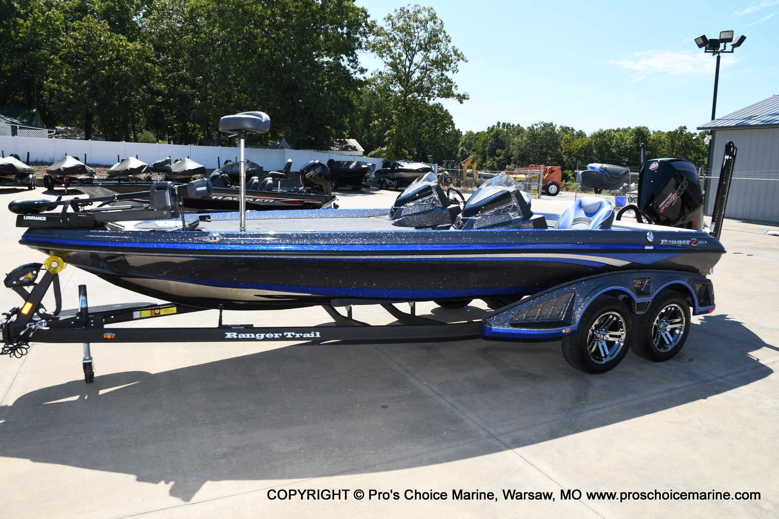 2021 Ranger Boats boat for sale, model of the boat is Z521L Cup Equipped DUAL CONSOLE & Image # 27 of 50