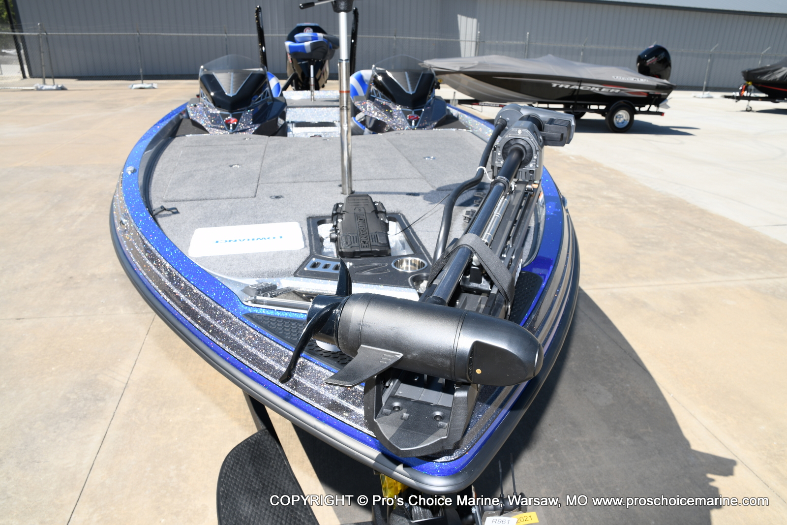 2021 Ranger Boats boat for sale, model of the boat is Z521L Cup Equipped DUAL CONSOLE & Image # 28 of 50