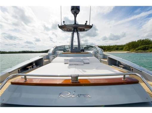 2014 Riva 63 Virtus - Aft View