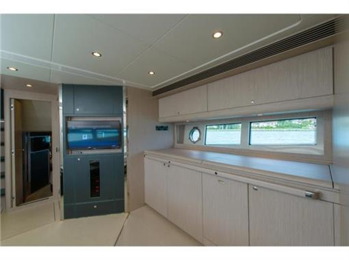 2014 Riva 63 Virtus - Galley