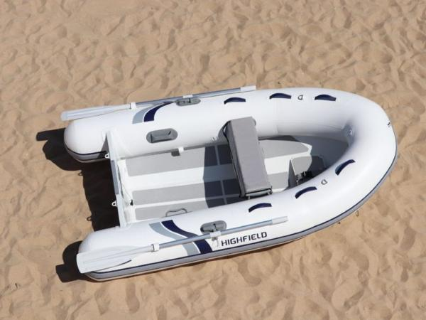 2021 Highfield boat for sale, model of the boat is UL 310 & Image # 4 of 6