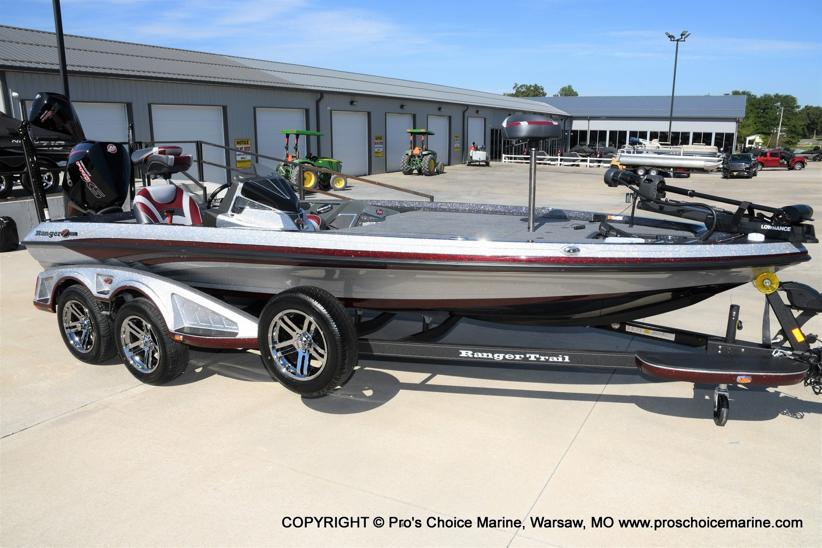 2021 Ranger Boats boat for sale, model of the boat is Z521L Cup Equipped & Image # 2 of 50
