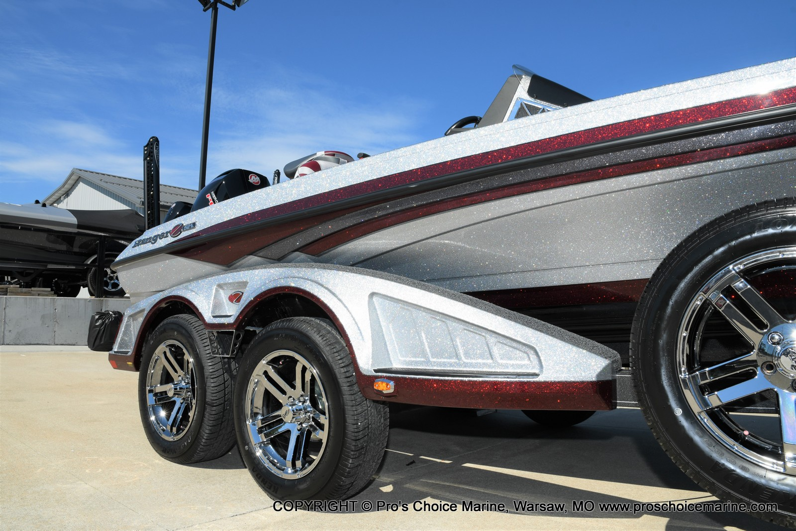 2021 Ranger Boats boat for sale, model of the boat is Z521L Cup Equipped & Image # 21 of 50