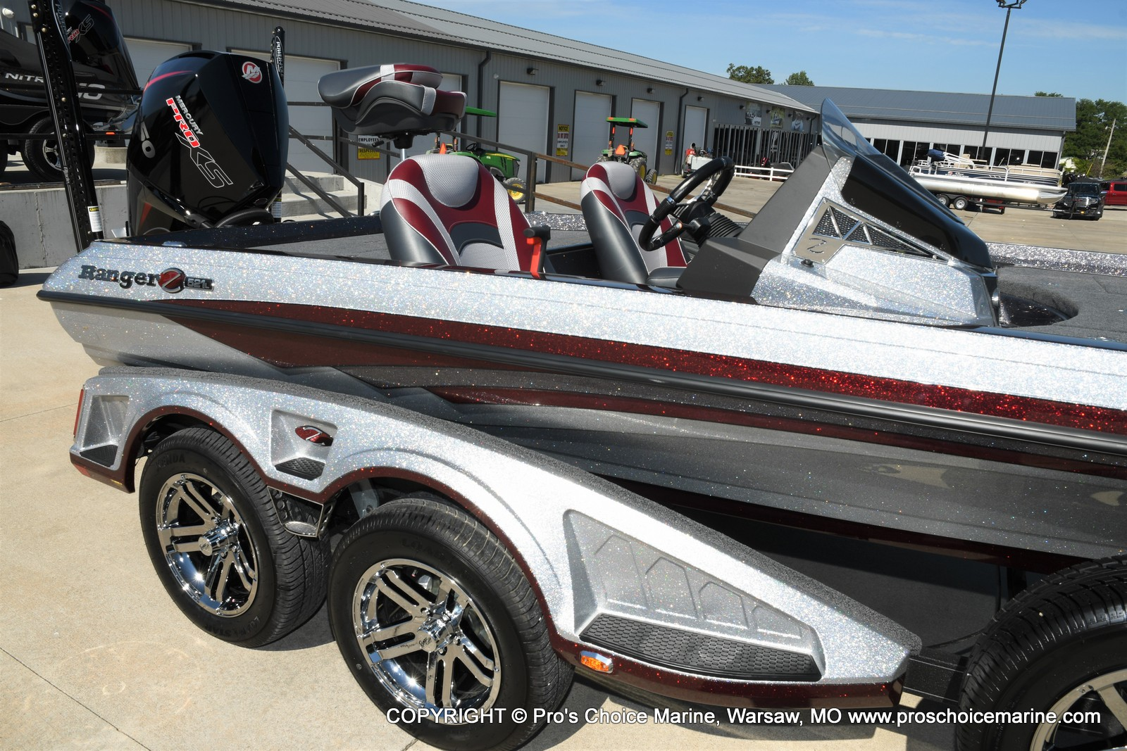 2021 Ranger Boats boat for sale, model of the boat is Z521L Cup Equipped & Image # 22 of 50