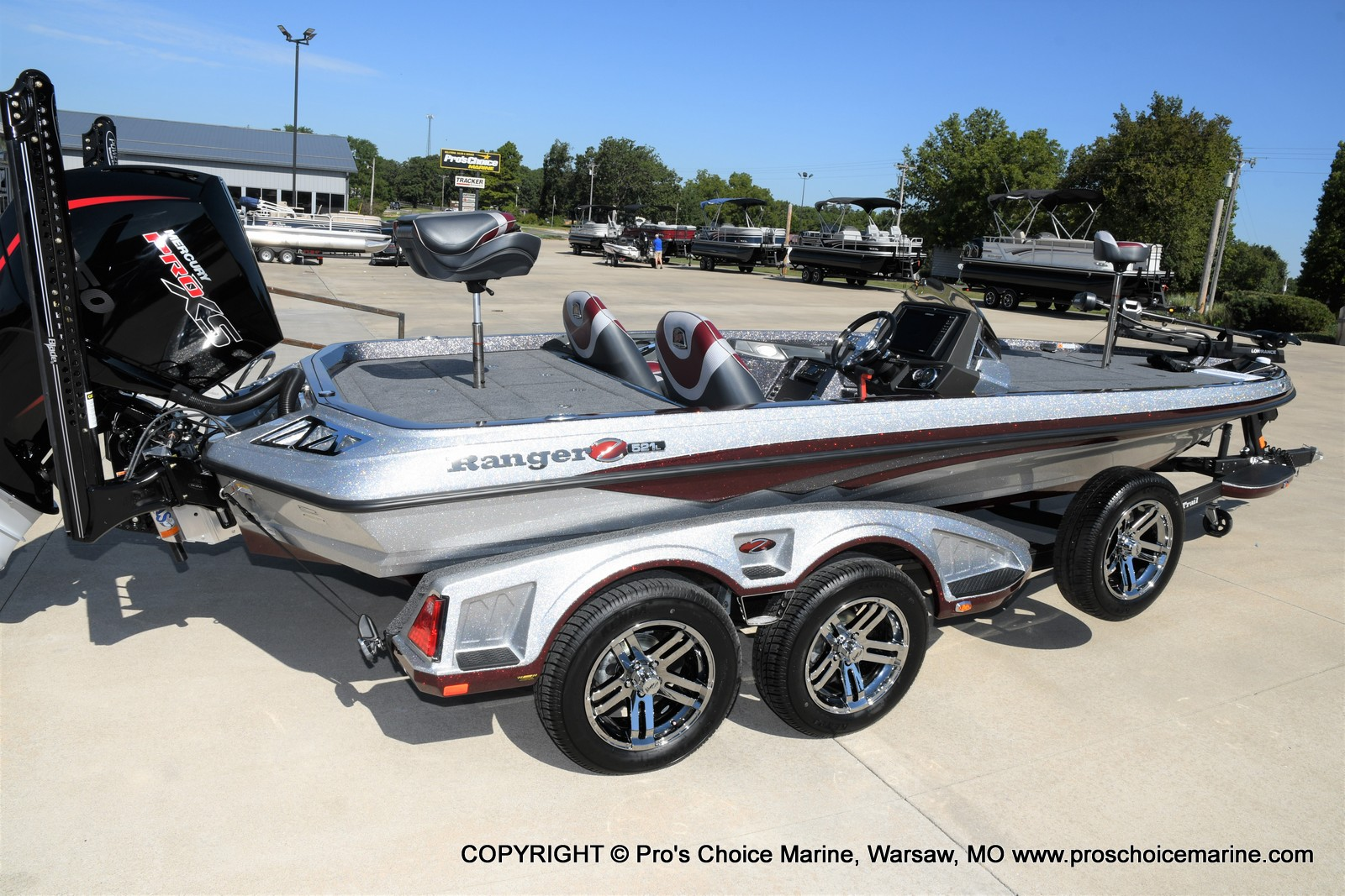 2021 Ranger Boats boat for sale, model of the boat is Z521L Cup Equipped & Image # 24 of 50