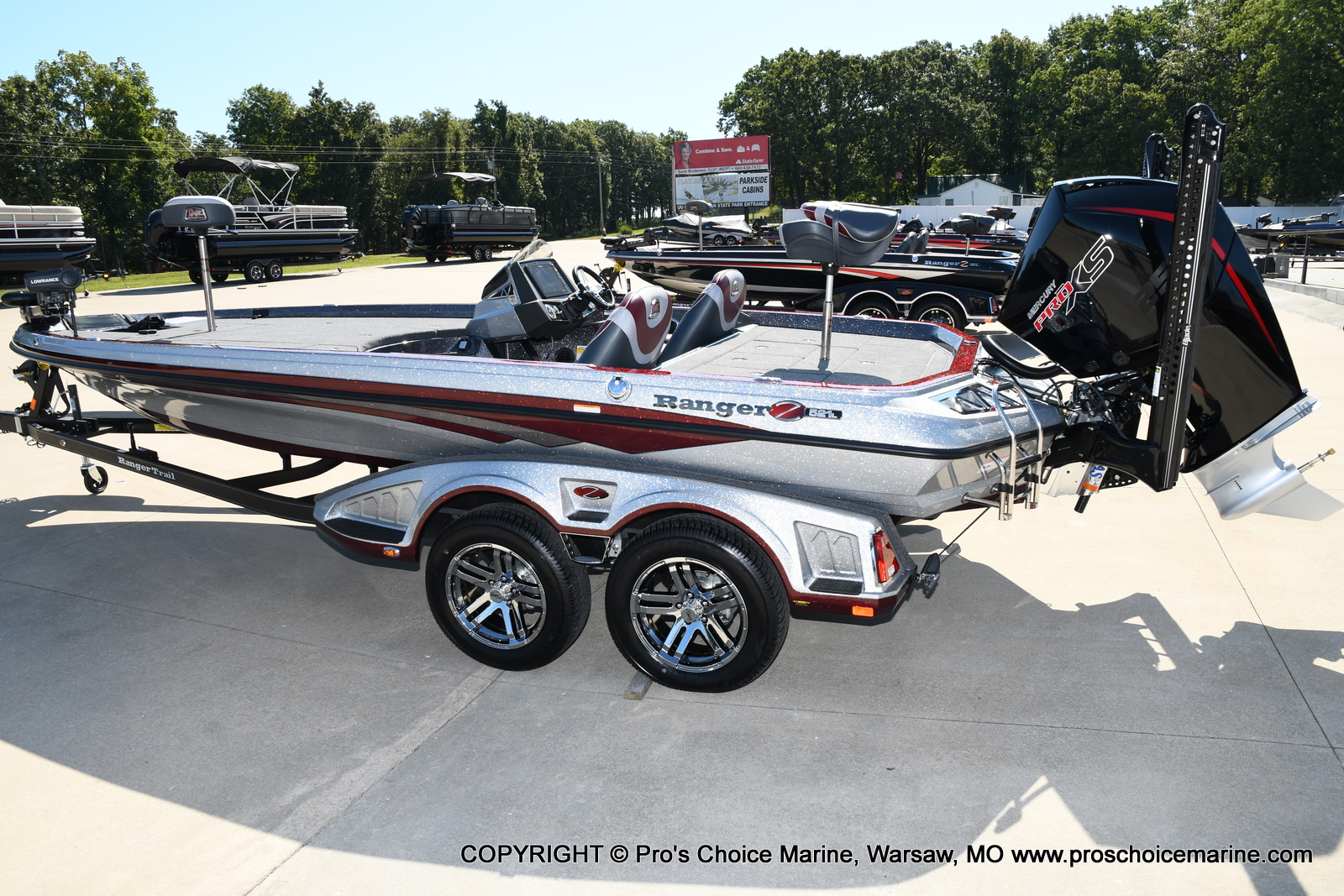 2021 Ranger Boats boat for sale, model of the boat is Z521L Cup Equipped & Image # 26 of 50