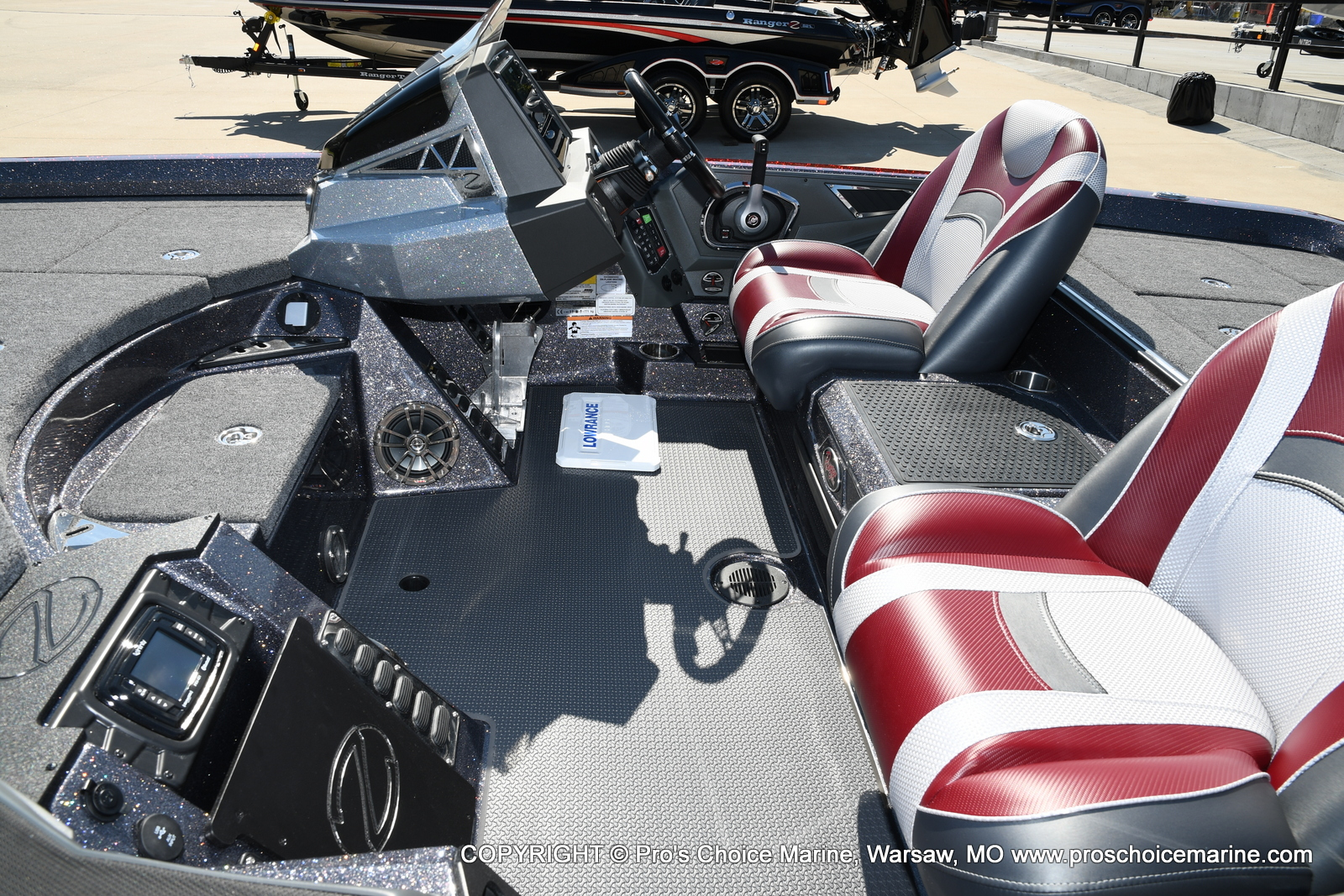 2021 Ranger Boats boat for sale, model of the boat is Z521L Cup Equipped & Image # 28 of 50