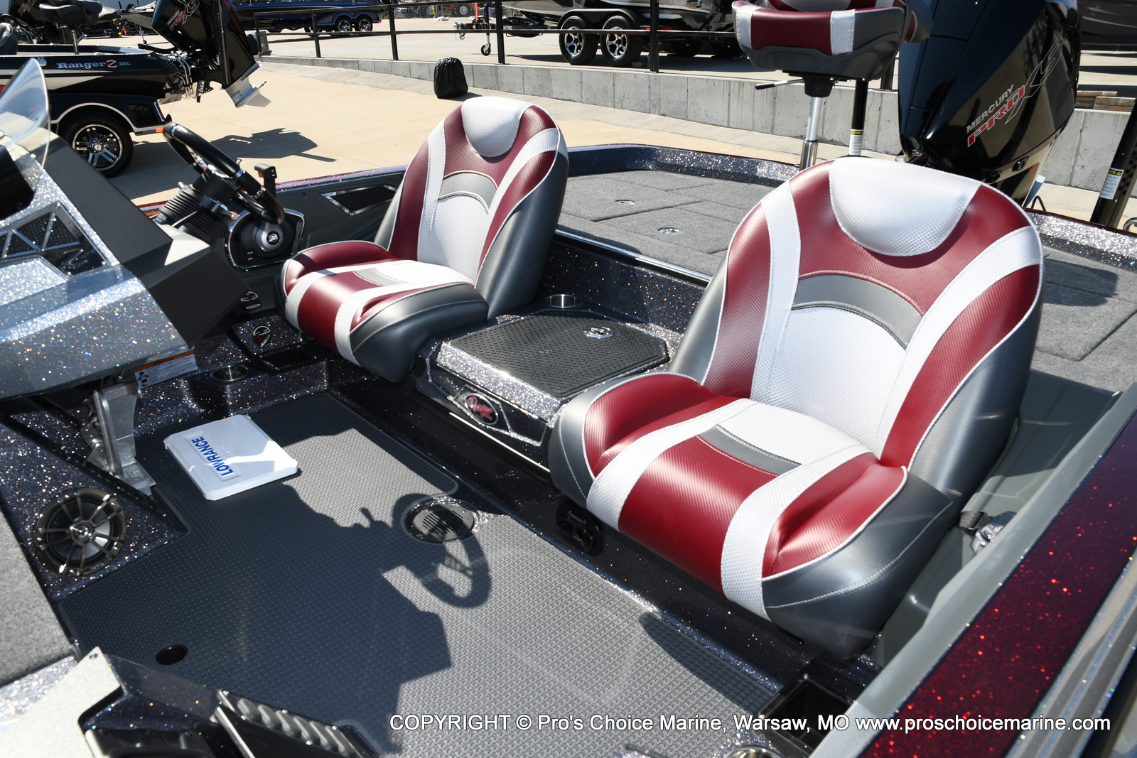 2021 Ranger Boats boat for sale, model of the boat is Z521L Cup Equipped & Image # 29 of 50