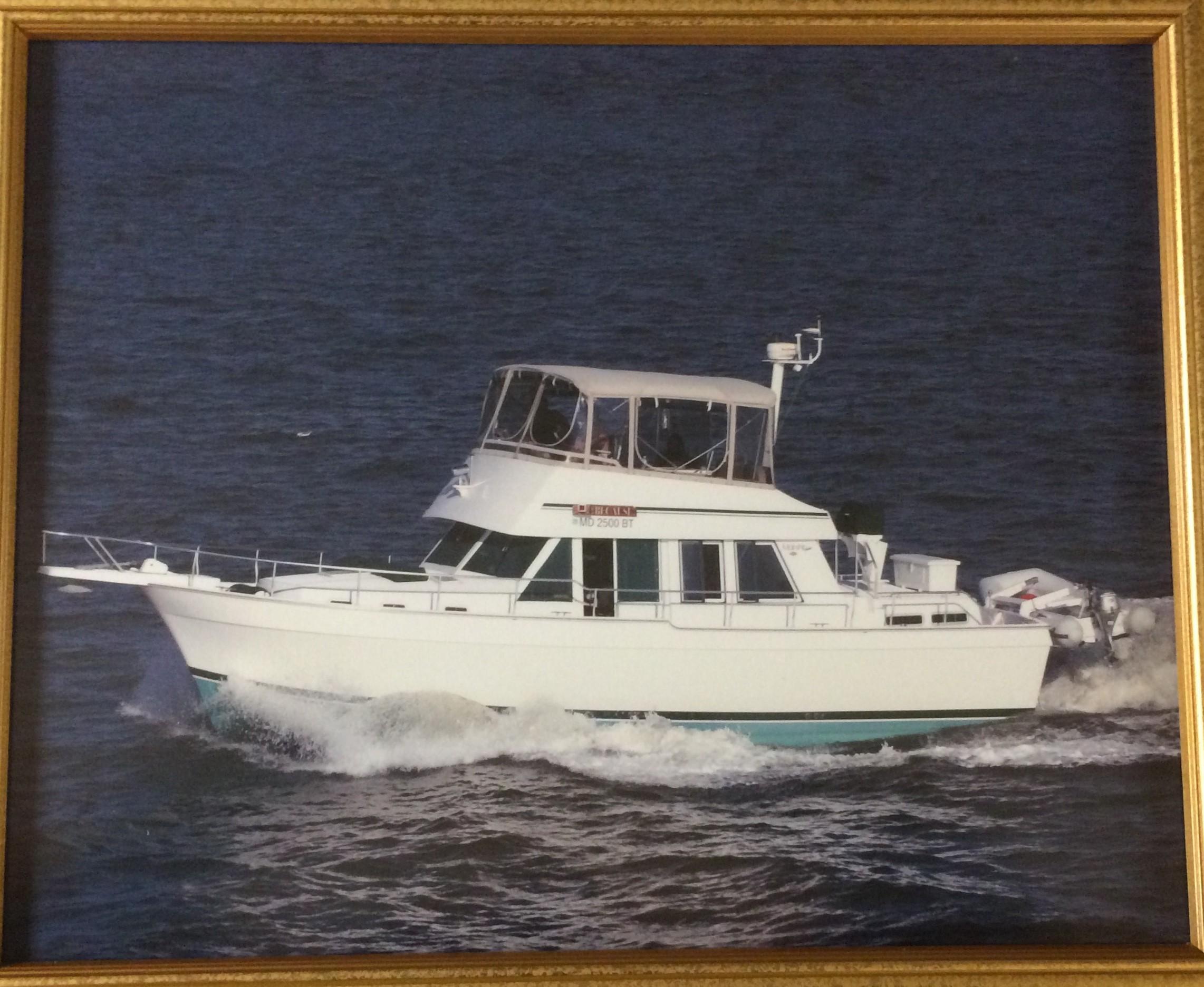 43' Mainship 2000