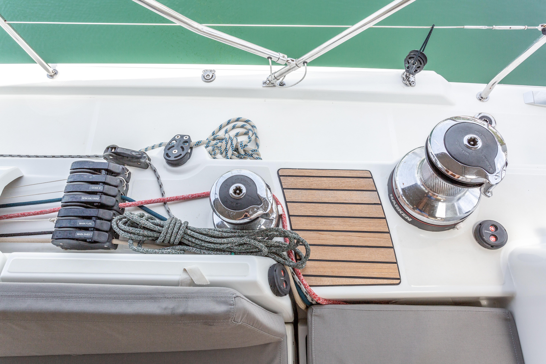 53 Jeanneau Second Wind 2017 Road Town | Denison Yacht Sales