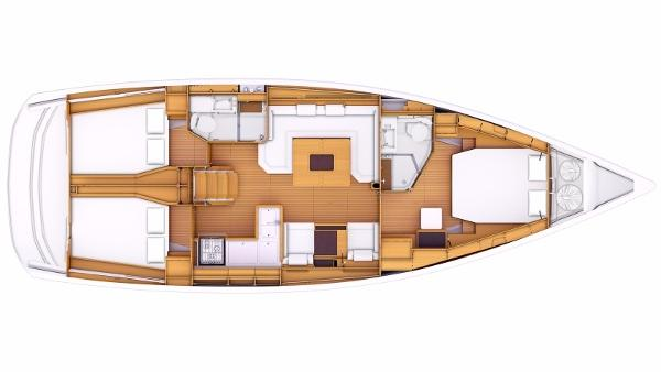 Jeanneau Sun Odyssey 469 Purchase Massachusetts