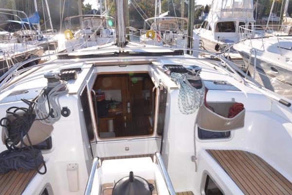 Jeanneau Sun Odyssey 469 Broker BoatsalesListing