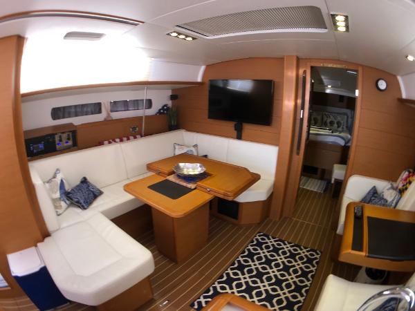 Jeanneau Sun Odyssey 469 Broker Connecticut