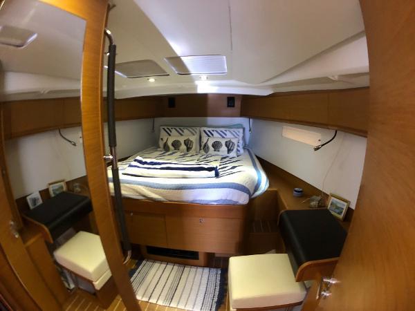 Jeanneau Sun Odyssey 469 Broker Maine