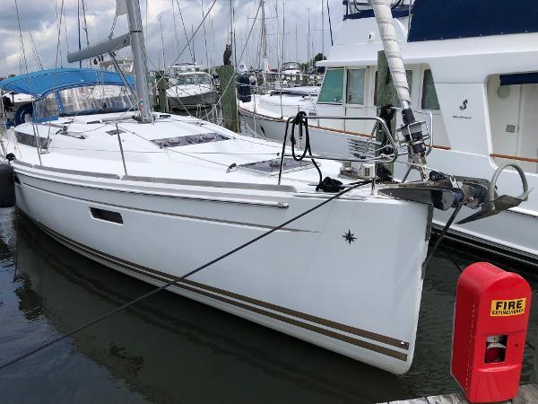 Jeanneau Sun Odyssey 469 Purchase Rhode Island