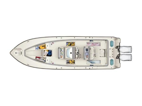 2020 Mako boat for sale, model of the boat is 334 CC Family Edition & Image # 10 of 12