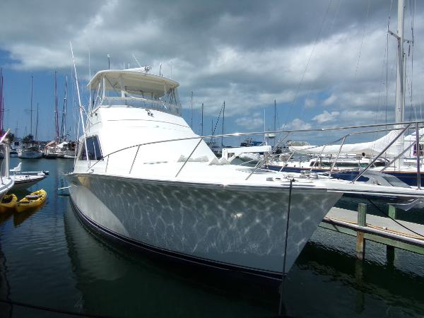 44' Ocean Yacht 1988 Super Sport