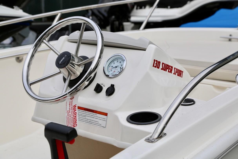 2019 Boston Whaler 130 Super Sport