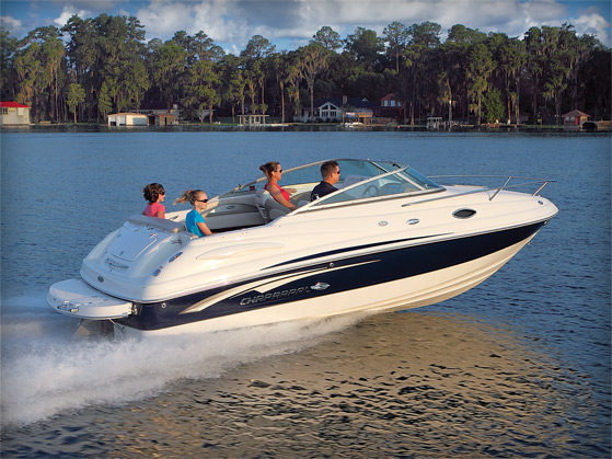 2011 Chaparral 215 SSi For Sale