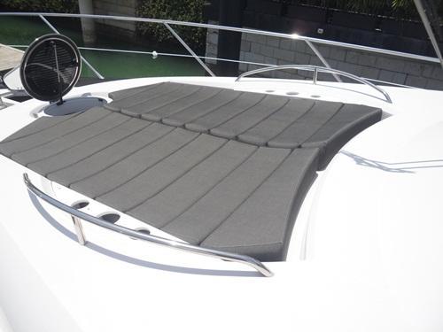 Forward sun pads