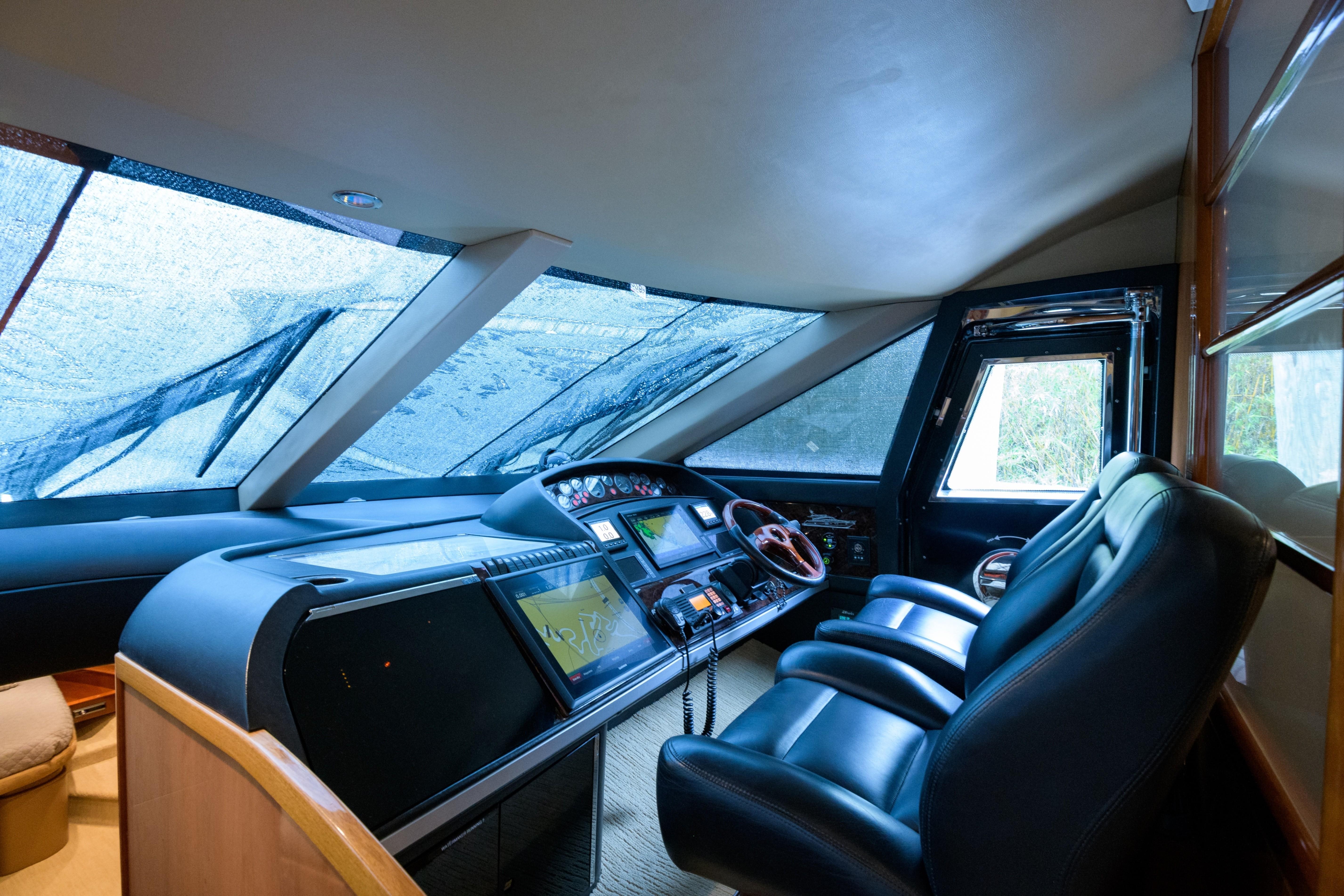 2007 67' Princess Yacht