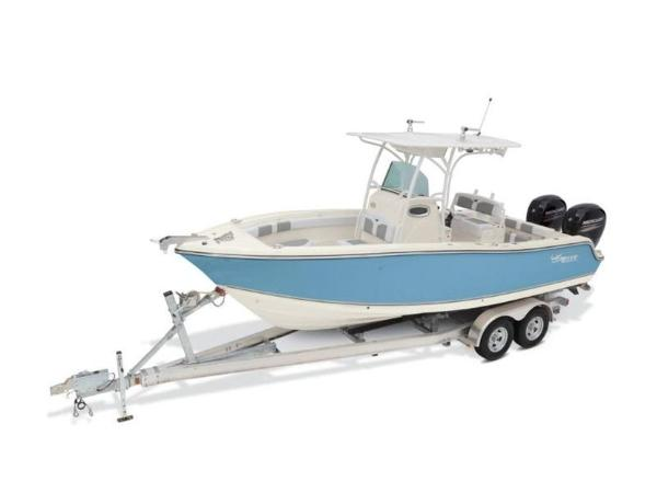 2020 Mako boat for sale, model of the boat is 234 CC & Image # 48 of 52