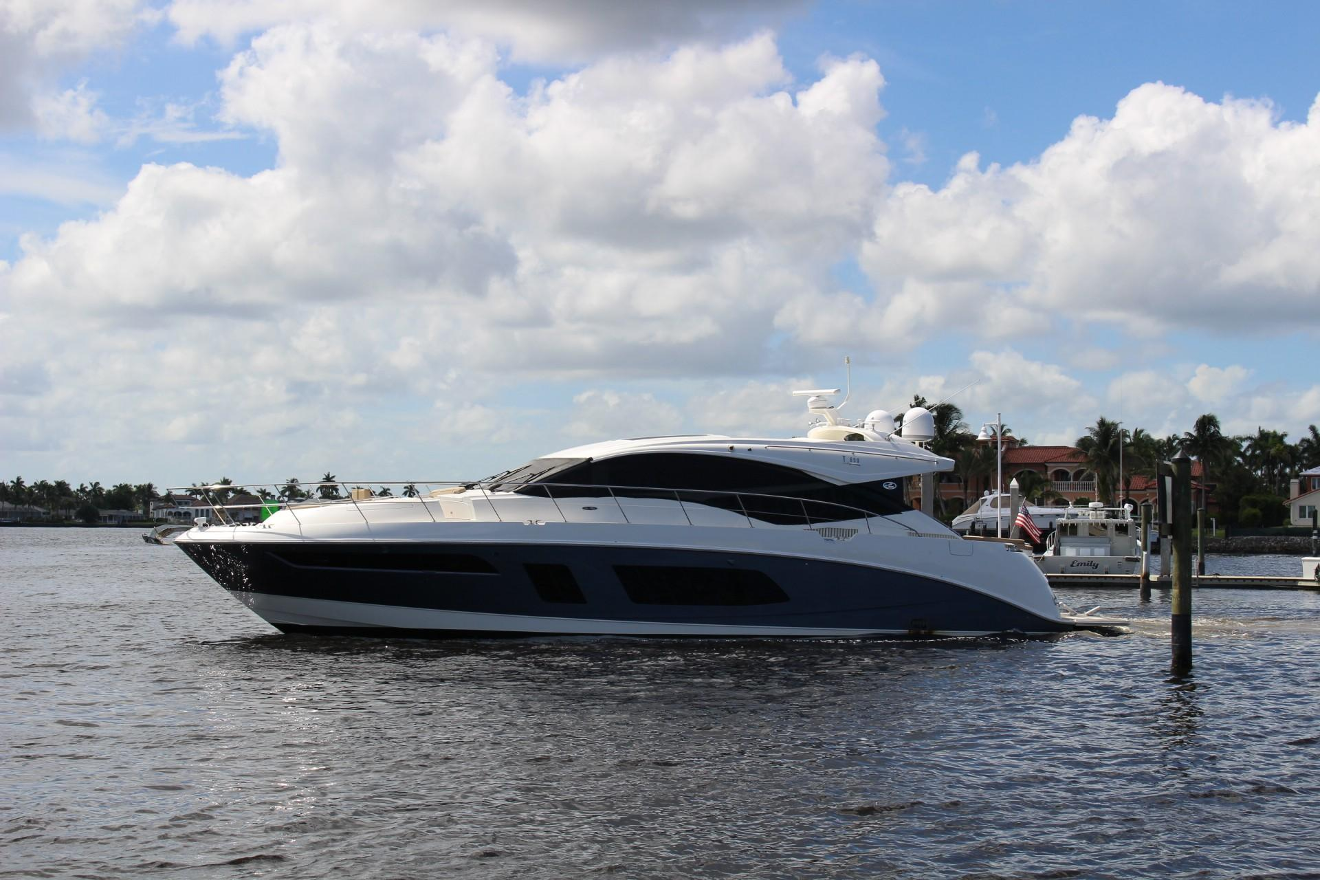 65 ft Sea Ray L650 Express