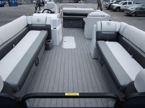 2021 Godfrey Pontoon boat for sale, model of the boat is SW 2286 SFL TT-27 & Image # 6 of 26