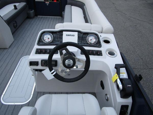 2021 Godfrey Pontoon boat for sale, model of the boat is SW 2286 SFL TT-27 & Image # 11 of 26