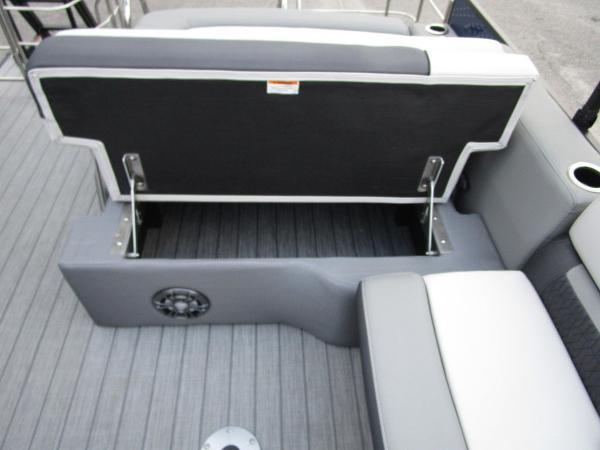 2021 Godfrey Pontoon boat for sale, model of the boat is SW 2286 SFL TT-27 & Image # 21 of 26