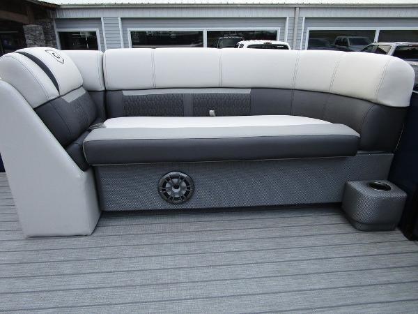 2021 Godfrey Pontoon boat for sale, model of the boat is SW 2286 SFL TT-27 & Image # 22 of 26