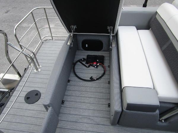 2021 Godfrey Pontoon boat for sale, model of the boat is SW 2286 SFL TT-27 & Image # 24 of 26