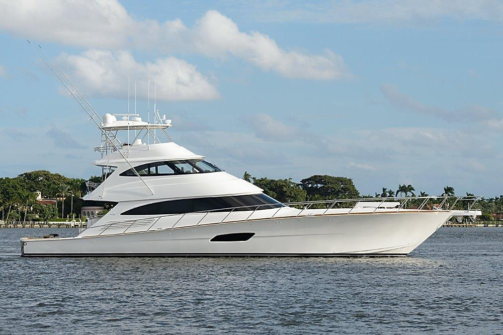Used viking yachts for sale from 80 feet and above for Viking sport fish