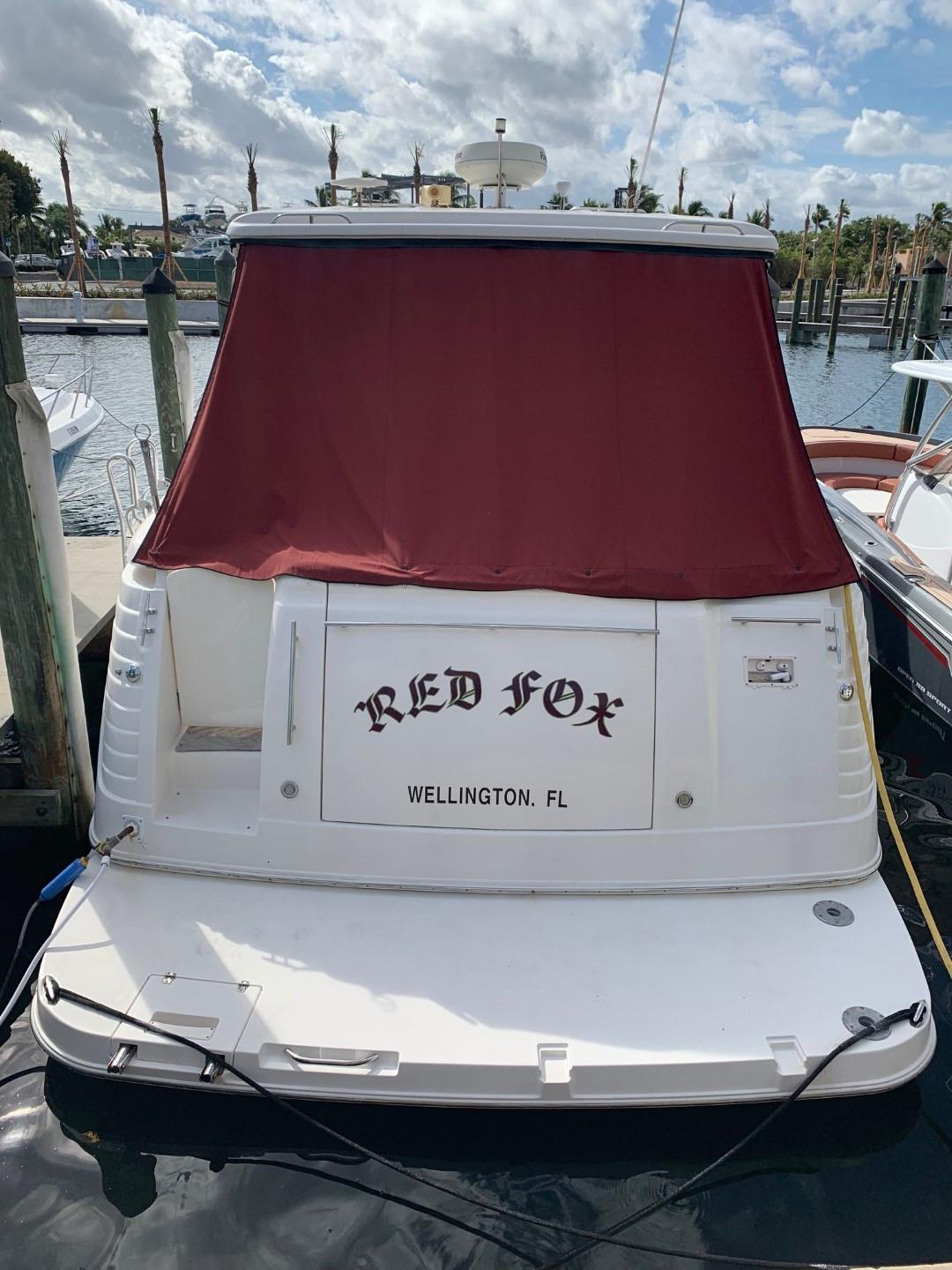2006 Rinker 410 Express Cruiser - Yacht Sales and Services