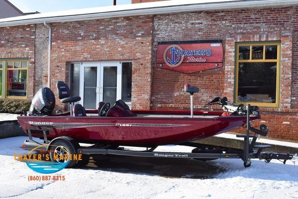 2020 Ranger Boats boat for sale, model of the boat is RT188P & Image # 12 of 46
