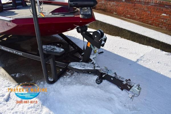 2020 Ranger Boats boat for sale, model of the boat is RT188P & Image # 13 of 46