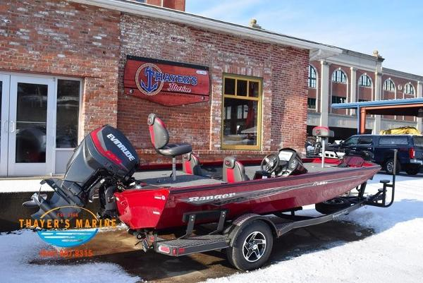 2020 Ranger Boats boat for sale, model of the boat is RT188P & Image # 14 of 46