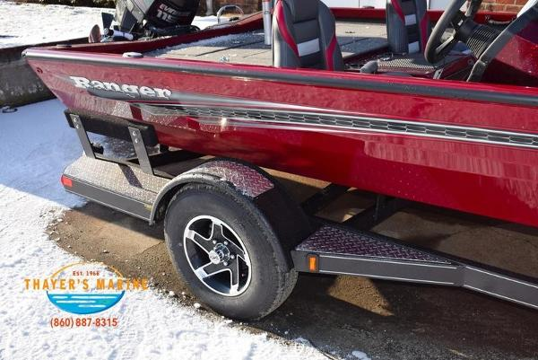 2020 Ranger Boats boat for sale, model of the boat is RT188P & Image # 17 of 46