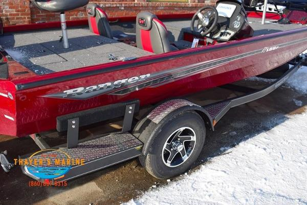 2020 Ranger Boats boat for sale, model of the boat is RT188P & Image # 19 of 46
