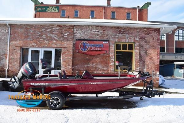 2020 Ranger Boats boat for sale, model of the boat is RT188P & Image # 22 of 46