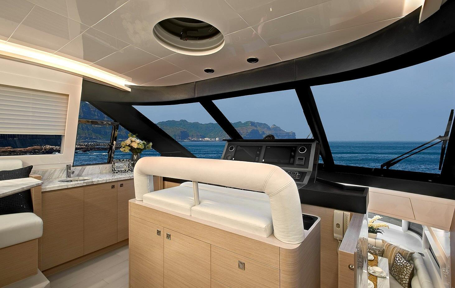 Manufacturer Provided Image: Pilothouse