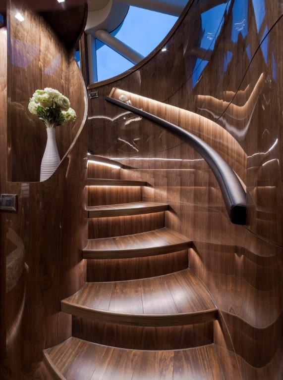 Manufacturer Provided Image: Stairwell