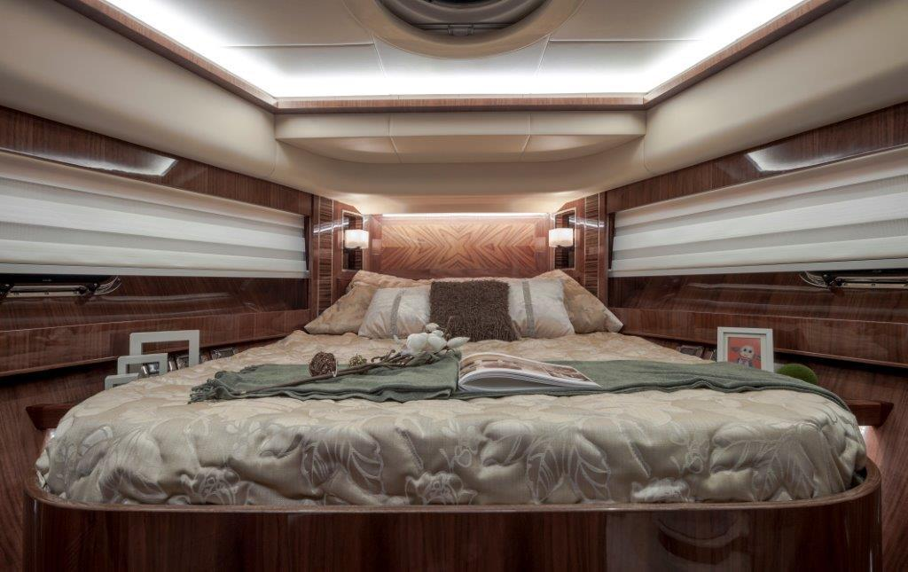 Manufacturer Provided Image: Bow VIP Stateroom