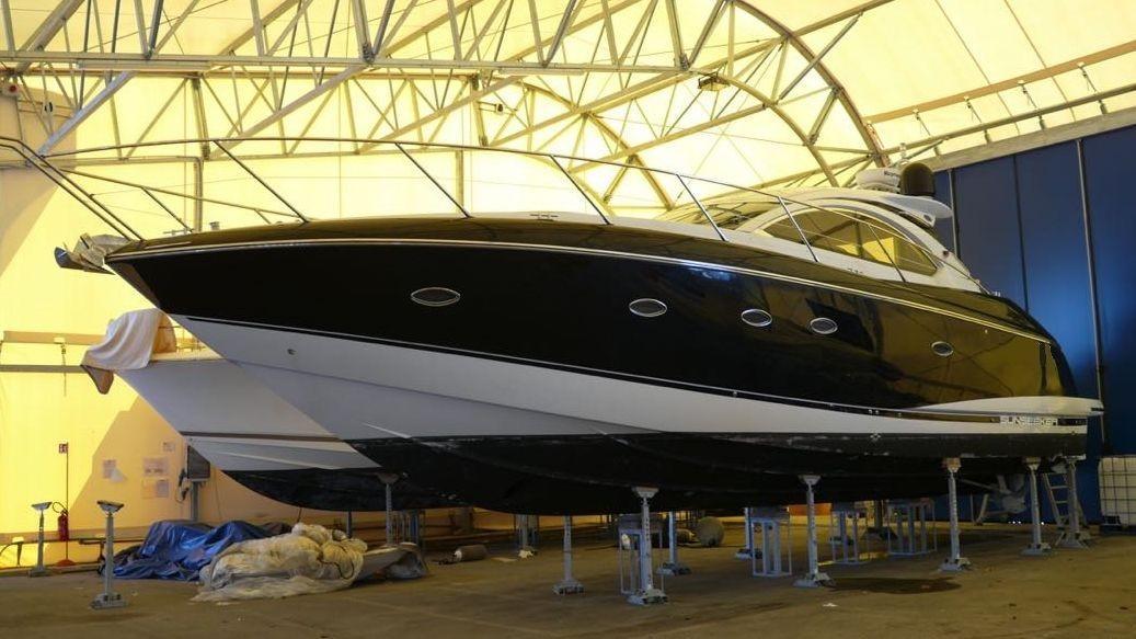 43.67 ft Sunseeker Portofino 47