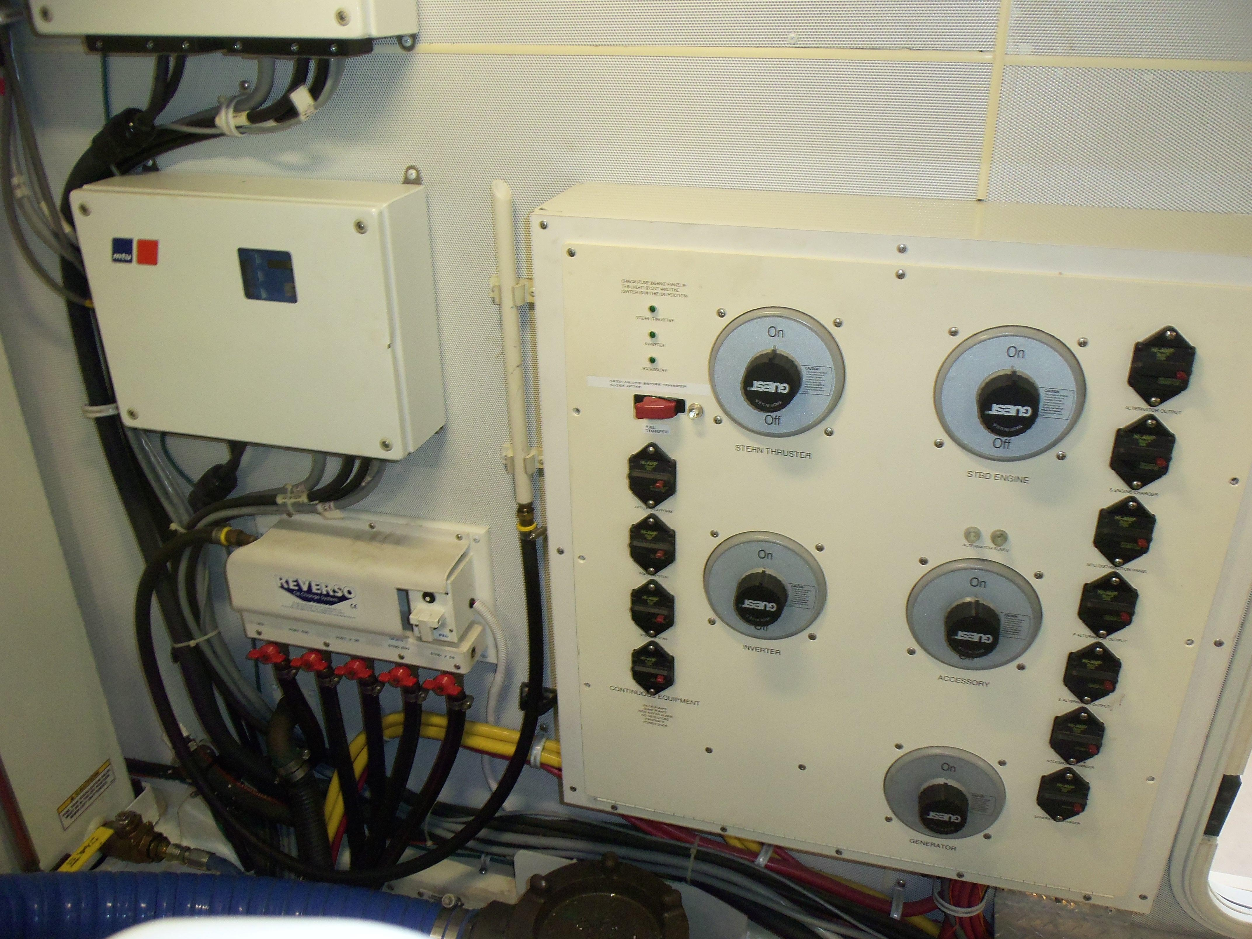 STARBOARD PANEL