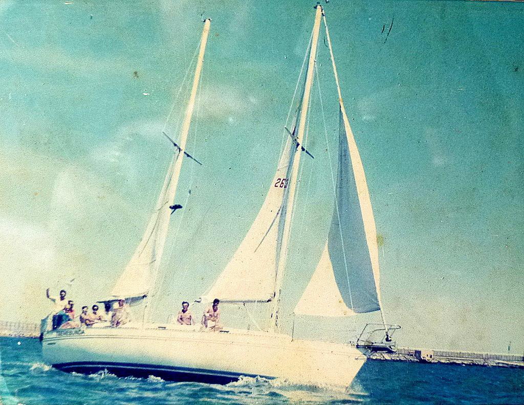 38' Chiappini 1990 Schooner