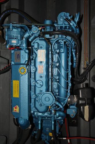 2006 Sheerline 1040