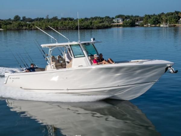 2020 Sailfish boat for sale, model of the boat is 360 CC & Image # 1 of 36
